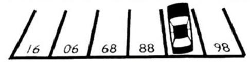 car number puzzle